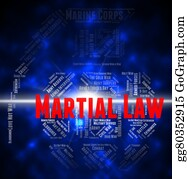 Armed-Forces - Martial Law Shows Armed Forces And Army
