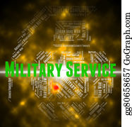 Armed-Forces - Military Service Means Armed Forces And Army