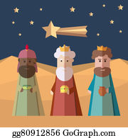 Three-Kings - The Three Kings Of Orient, Wise Men