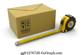 Millimeter - Paper Package  And Ruler