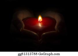 Flaming-Heart - Giving My Flaming Heart