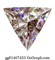 Rounded-Triangle - Diamond Triangle