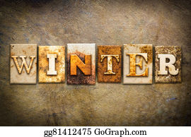 Ice-Age - Winter Concept Letterpress Leather Theme