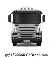 Cement-Truck - Concrete Mixer Truck