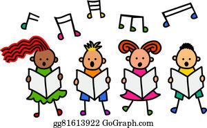 Choir - Singing Kids