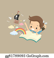 Boy-Reading - Kid Boy Reading