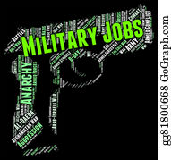 Armed-Forces - Military Jobs Indicates Armed Forces And Army