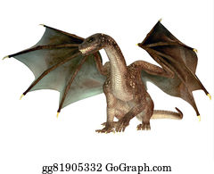 Horned-Lizard - Angry Dragon