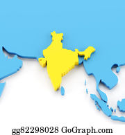 Map-Of-India - Map Of India