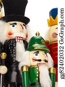 Tall-And-Short - Tall And Short Nutcrackers