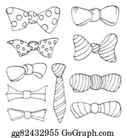 Bow-Tie - Set Of Bow