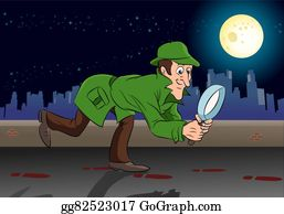 Private-Investigator - Detective Search Something