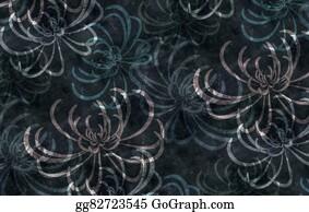 Chrysanthemum -  Old Paper