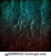 Crepes - Red And Blue Paper Texture. Background