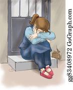 Sad-Child - Girl