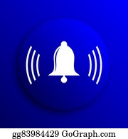 Blue-Bell - Bell Icon