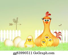 Hen - Hen In The Nest