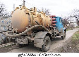 Concrete-Pump-Truck - Waste  Collection Car
