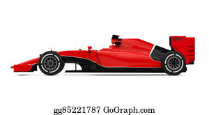 Formula-1-Racing-Car - Formula One Race Car