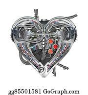 Hard-Work - Technically Mechanical Heart
