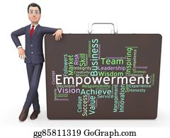 Spurs - Empowerment Words Indicates Spur On And Empowering