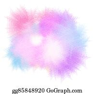 Holi-Festival-Celebration - Abstract Watercolor Splash. Watercolor Drop. Digital Art Painting.
