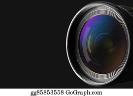 Shooting-Range - Front Of The Camera Lens