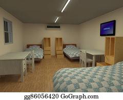 Cabin - 3d Room Portable Cabin