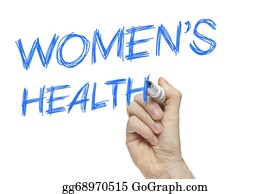 Hand writing women's health