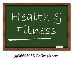 Health and Fitness Classroom Board