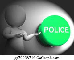 Police Pressed Means Law Enforcement Or Officer