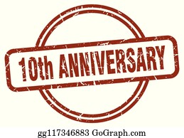 10th wedding anniversary clipart - Clip Art Library