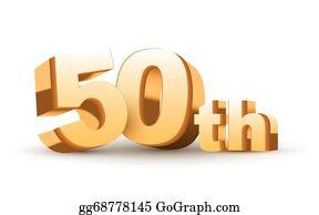 50th wedding anniversary invitation clip art free