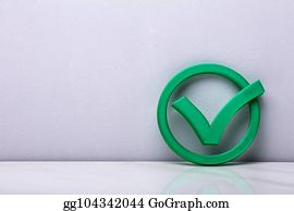 Tick Symbol Stock Photos - GoGraph