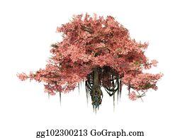 Banyan Tree Stock Illustrations - Royalty Free - GoGraph
