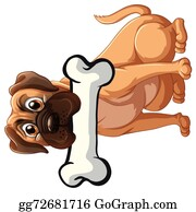 Dog With Bone Png Clipart Puppy Dog Biscuit Clip Art - Bones Dog Food -  900x900 PNG Download - PNGkit