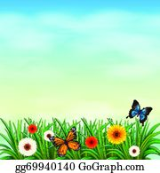 flower garden clip art royalty free gograph flower garden clip art royalty free
