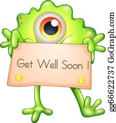 Get Well Soon Clip Art Royalty Free Gograph