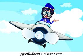 Digital Little Aviator Clipart Boy Pilot Clipart Girl Pilot | Etsy in 2020  | Clip art, Clipart boy, Pilot