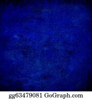 Stock Illustration - Abstract blue background or paper with bright
