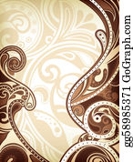 chocolate background clip art royalty free gograph chocolate background clip art royalty