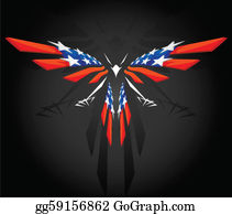 Free American Flag Clipart Pictures - Clipartix