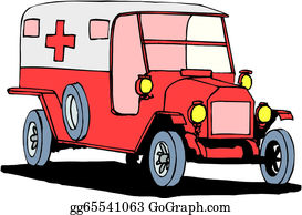 White Background Ambulance Sirens Johnson Creek Schools