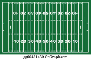 Football Field Background Clip Art Royalty Free Gograph