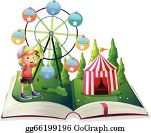 Girl Storybook Characters Clipart , Free Transparent Clipart - ClipartKey