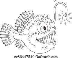 Vector Stock Angler Clipart Illustration Gg99945991 Gograph