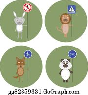 Traffic Rules Stock Illustrations, Cliparts And Royalty Free Traffic Rules  Vectors