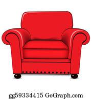 Cool Armchair Clip Art Royalty Free Gograph Home Interior And Landscaping Mentranervesignezvosmurscom