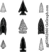 Arrowhead Clip Art Royalty Free Gograph