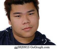 Chubby asian teen consider